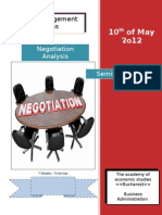 Conflict Management and Business Negotiation Complet1