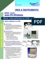 Accessoires & Instruments