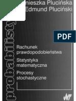 Probabilistyka - A. Plucińska, E. Pluciński