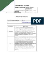 Plan de Asignatura Arquitectura y Medioambiente