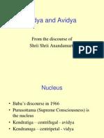 066-Vidya and Avidya.ppt