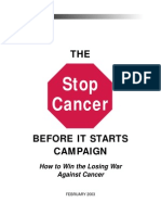 Stop Cancer Book [PDF Library]