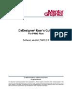 Dxdesigner User