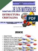 Sem 5.Estructura Cristalina (1)