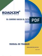 Manual de RoadCem Marzo 2012