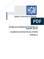 Documento de Arquitectura de Software - SAD