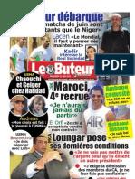 LE BUTEUR PDF du 23/05/2012