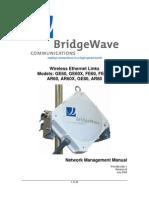 BWave-Netwk Mgmt Manual