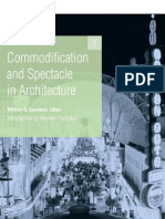 Com Modification and Spectacle in Architecture