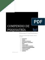 COMPENDIO DE PSIQUIATRÍA