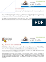 AMLO - Empleo - Elecciones 2012