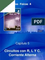 Cap5 Circuito Con R, L y C CA