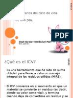 Inventarios Del Ciclo de Vida (ICV)