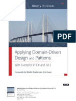 Applying Domain Driven Design And Patterns With Examples In C And
