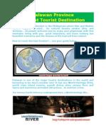 Palawan a Great Tourist Destination