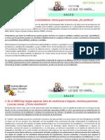 AMLO - Salud - Elecciones 2012