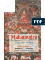 Mahamudra - The Quintessence of Mind and Meditation