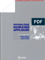 1_Physiologie Humaine Appliquée