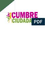 Propuestas Cumbre Ciudadana