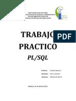 Trabajo Práctico  SQL(1)