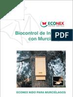 Econex Nido Para Murcielagos