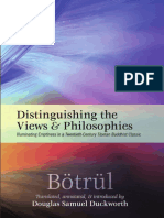 14 Btrl Distinguishing the Views and Philosophies 06914