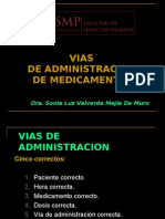 CLASE 3-Vias de Admin is Trac Ion 2012