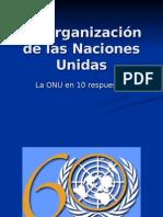 La Onu En10respuestas