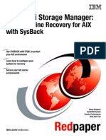IBM Tivoli Storage Manager - Bare Machine Recovery for AIX With SYSBACK - Redp3705
