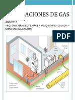 3 Instalacion de Gas
