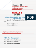 16500_10 Key Management - Public-Key Cryptosystems