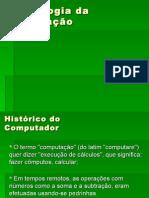 Aula 1. - História Info