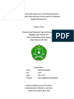 usaha penggergajian kayu & pemasrannya_hikmatul munifah_2012