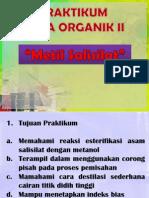 KO2 metil salisilat