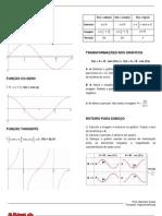 Funções trigonometricas