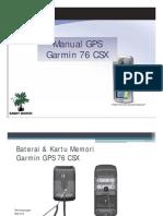 164_Manual GPS Garmin 76Csx