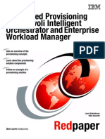 Automated Provisioning Using IBM Tivoli Intelligent Orchestra Tor and Enterprise Workload Manager Redp4117