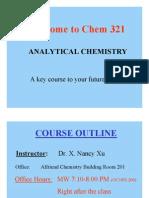Chem 321 Chapter 1