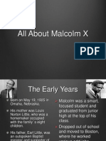 Malcolm X PPT