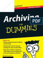 Archiving for Dummies