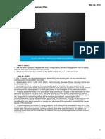 Barclays TDM Presentation Revised Notes