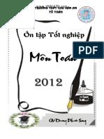 Tai Lieu on Tap Thi Tot Nghiep 2012 Mon Toan Thpt