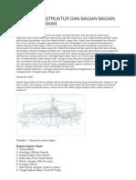 Identifikasi Struktur Dan Bagian Bagian Kapal Perikanan
