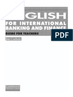 English for International Banking and Finance