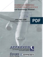 JAA ATPL BOOK 1- Oxford Aviation.jeppesen - Air Law