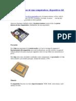 Hardware Interno de Una a
