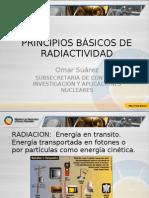 Principios Basicos de Radiactividad