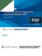 Social CRM Intro