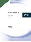 IBM SPSS Categorias