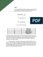 Initial Prop Analysis